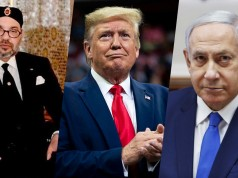Trump Morocco, Israel Agree to Establish Diplomatic Relations