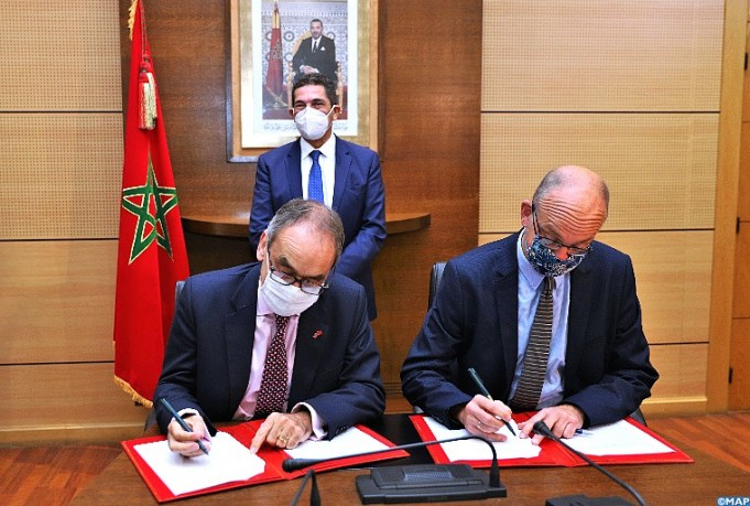 UK, World Bank Sign Agreement to Help Morocco Improve Education