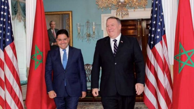 US Secretary of State Mike Pompeo Morocco, a Role Model for Tolerance