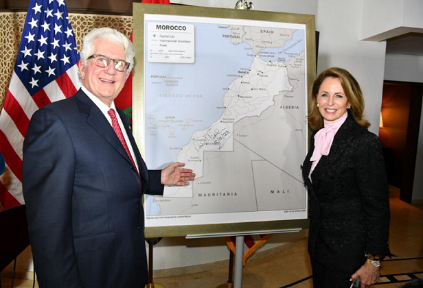 Western Sahara: US Officially Adopts Undivided Map of Morocco