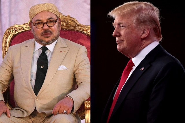 Western Sahara Implications of Trump's Recognition of Moroccan Sovereignty