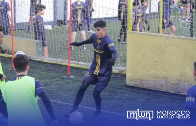 Yaniv Edery Could Become First Israeli-Moroccan Atlas Lion
