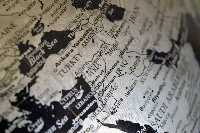 The Middle-East in 2021: 4 Important Trends in Regional Geopolitics