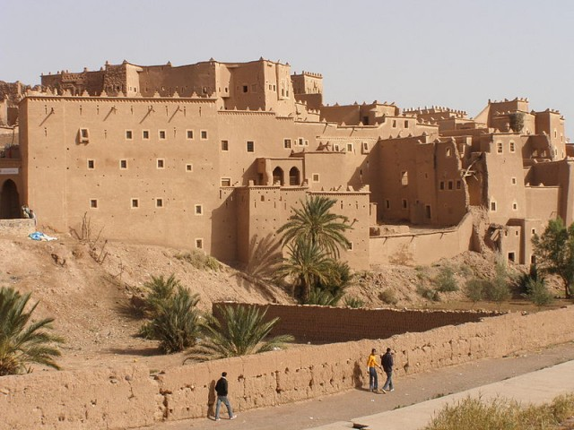he City of Ouarzazate, Morocco Africa's Hollywood