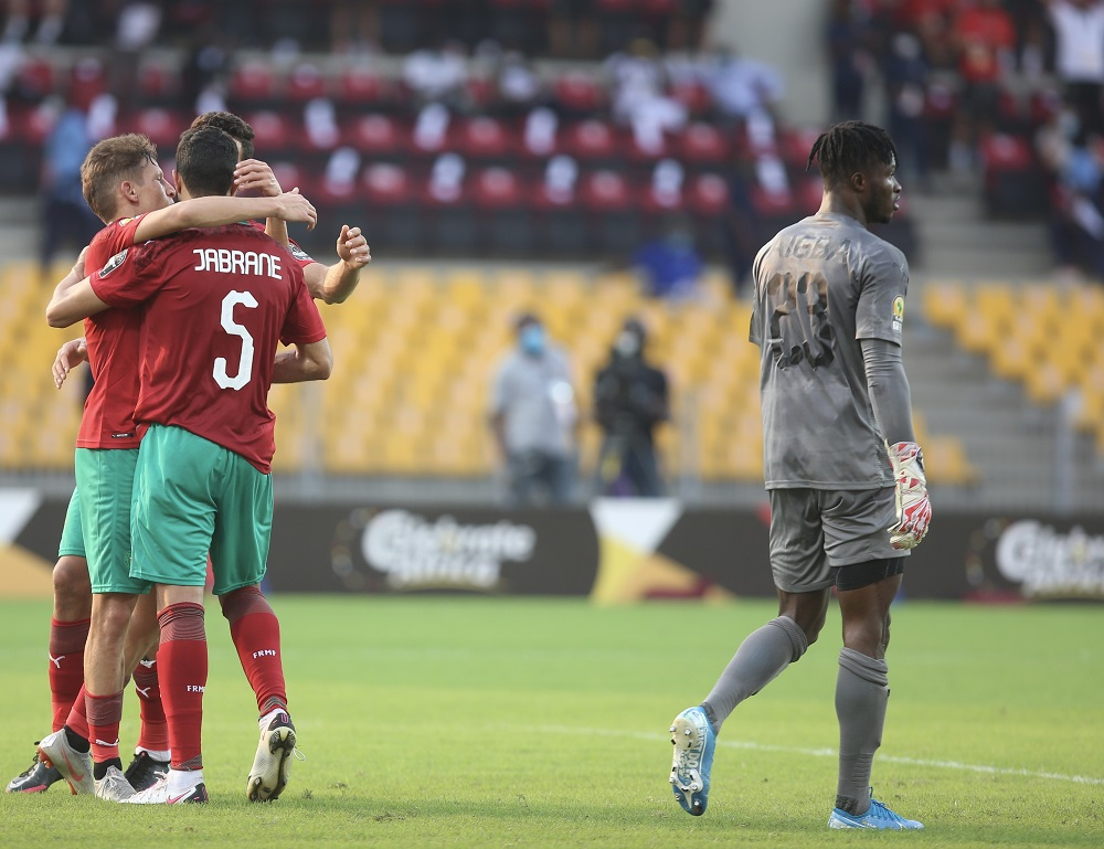 2020 CHAN: Morocco Begins Title Defense With 1-0 Win Against Togo