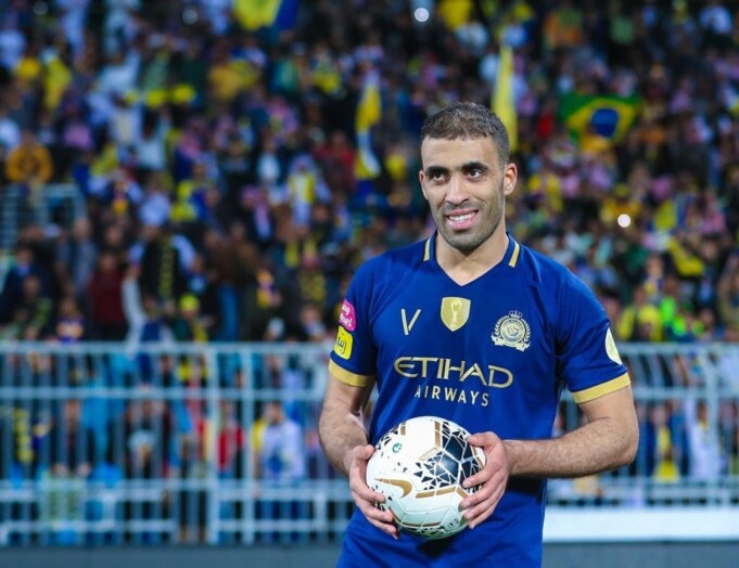 Abderrazak Hamdallah Among Top 20 Goal Scorers in 2011-2020 Decade