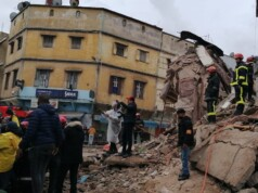 Another Building Collapses in Casablanca, Residents Still Missing