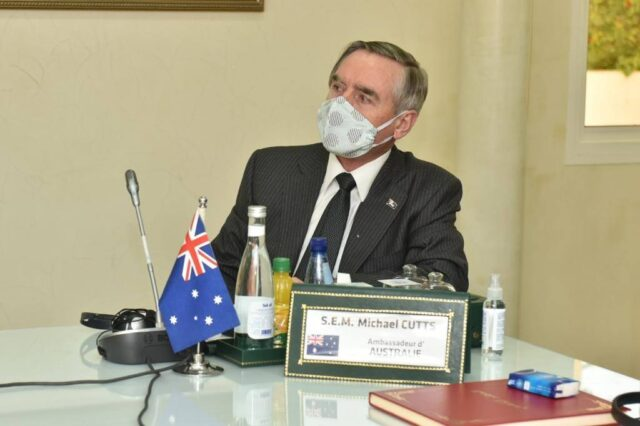 Australia's Ambassador to Morocco Calls for Exchange of Visits