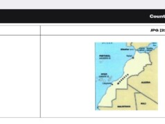 CIA Adopts Integral Map of Morocco in World Factbook Database