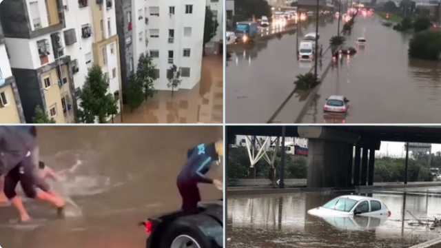 Casablanca-Settat Holds 'Emergency' Meeting 3 Days After Floods
