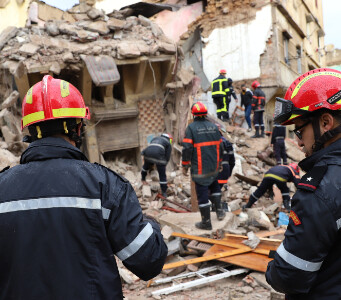 Collapsed Building in Casablanca Killed 3 Victims, Including 1 Child