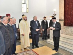 Copenhagen Rabbi Commends Morocco's Religious Coexistence Culture
