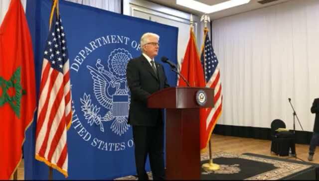 David Fisher Biden Will Build on Trump's Western Sahara Breakthrough