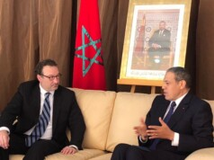 US Assistant Secretary of State David Shenker Visits Laayoune
