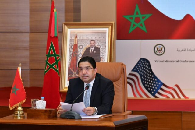 Forty Countries Join US, Morocco at Conference on Autonomy Plan