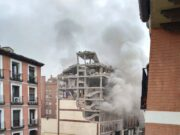Explosion in Madrid Destroys Building, Kills 2