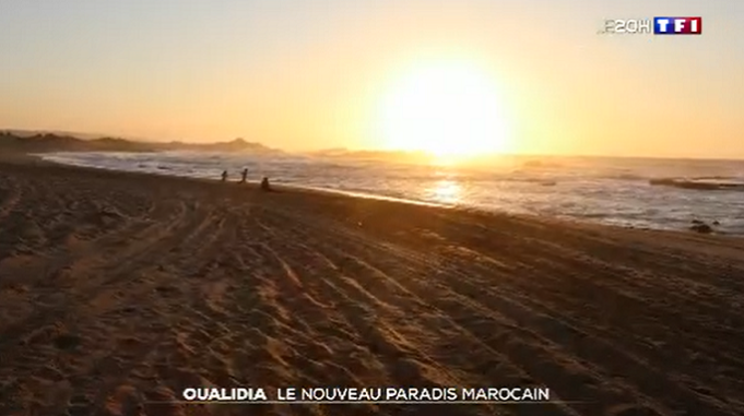 French TV Channel TF1 Celebrates Beauty of Morocco's Oualidia