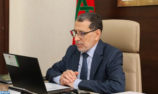 Head of Government: Morocco 'Well-Positioned' to Face COVID-19