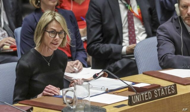 Kelly Craft to UN: Western Sahara is Part of Morocco