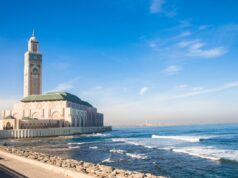 Marriott International, Tower Seven Art Plan New Luxury Hotel In Casablanca