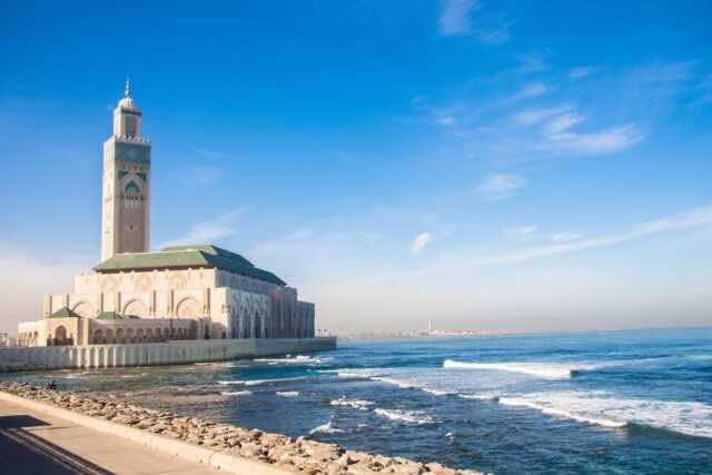 Marriott International, Tower Seven Art Plan New Luxury Hotel In Casablanca