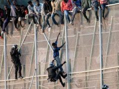 Melilla: 150 Irregular Migrants Scale Border Fences to Leave Morocco