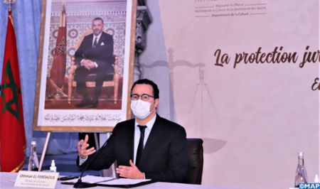 Minister of Culture: Morocco's Cultural Heritage Needs Legal Protection
