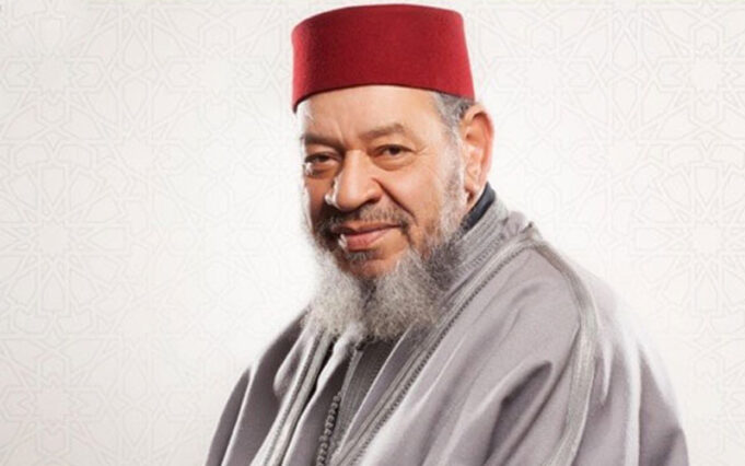 In Guerguerat, Moroccan Singer Abdelhadi Belkhayat Prayed for National Reunification