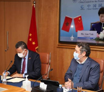 Morocco, China Sign Agreement To Boost Growing Economic Ties