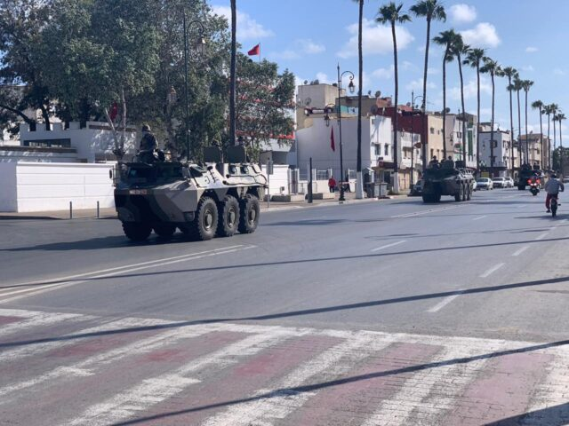 Morocco Ranks 53rd in 2021 Military Strength Report, Climbs 3 Spots
