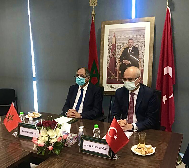 Morocco, Turkey Sign Agreement to Meet Challenges of Market Competition