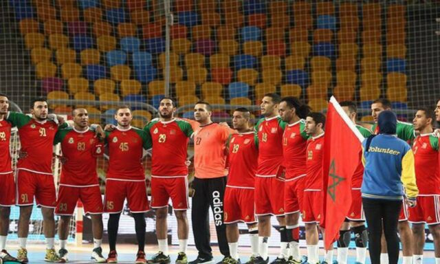Morocco to Clash With Algeria in 2021 Handball World Championship