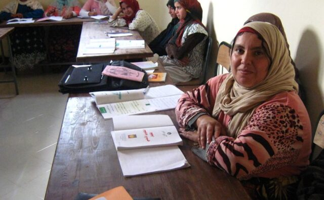 Morocco's Fight Against Illiteracy: Women Benefit More than Men