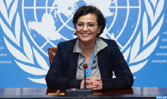 Morocco's Najat Rochdi Among 20 UN Women Leaders Appointed In 2020