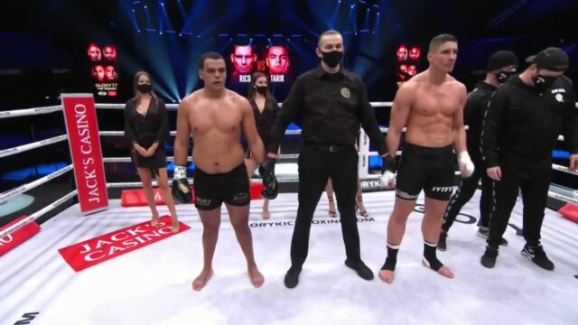 Morocco's Tarik Khbabez Loses to Heavyweight Champion Rico Verhoeven