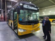 New Casablanca Buses to Go Operational by End of February