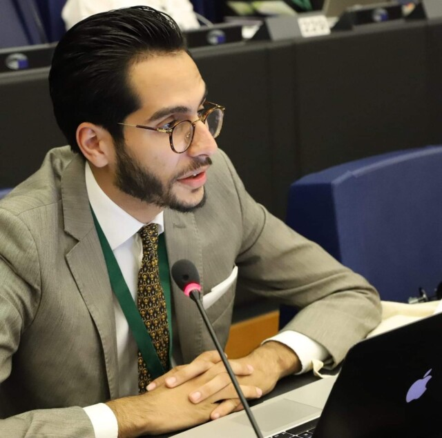 Moroccan Nidal Benali to Represent the UN Youth Engagement Group
