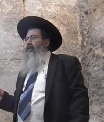 Rabbi Asor Claims COVID-19 Vaccines 'Make People Gay'