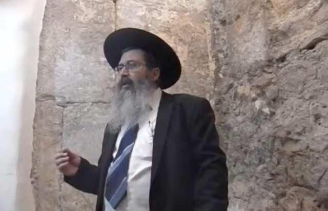 Rabbi Asor Claims COVID-19 Vaccines 'Make People Gay'