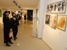 """Reflet"" Exhibition Promoting Art in Morocco Amid COVID-19"