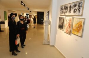 """""""Reflet"""" Exhibition Promoting Art in Morocco Amid COVID-19"""