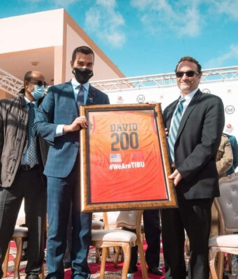 TIBU Maroc Launches New Education Center in Laayoune