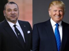 Trump Awards King Mohammed VI Legion of Merit, Degree Chief Commander