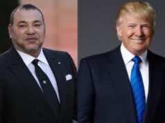 Trump Awards King Mohammed VI Legion of Merit, Degree Chief Commander