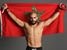 UFC Fires Moroccan Fighter Ottman Azaitar for COVID-19 Safety Breach