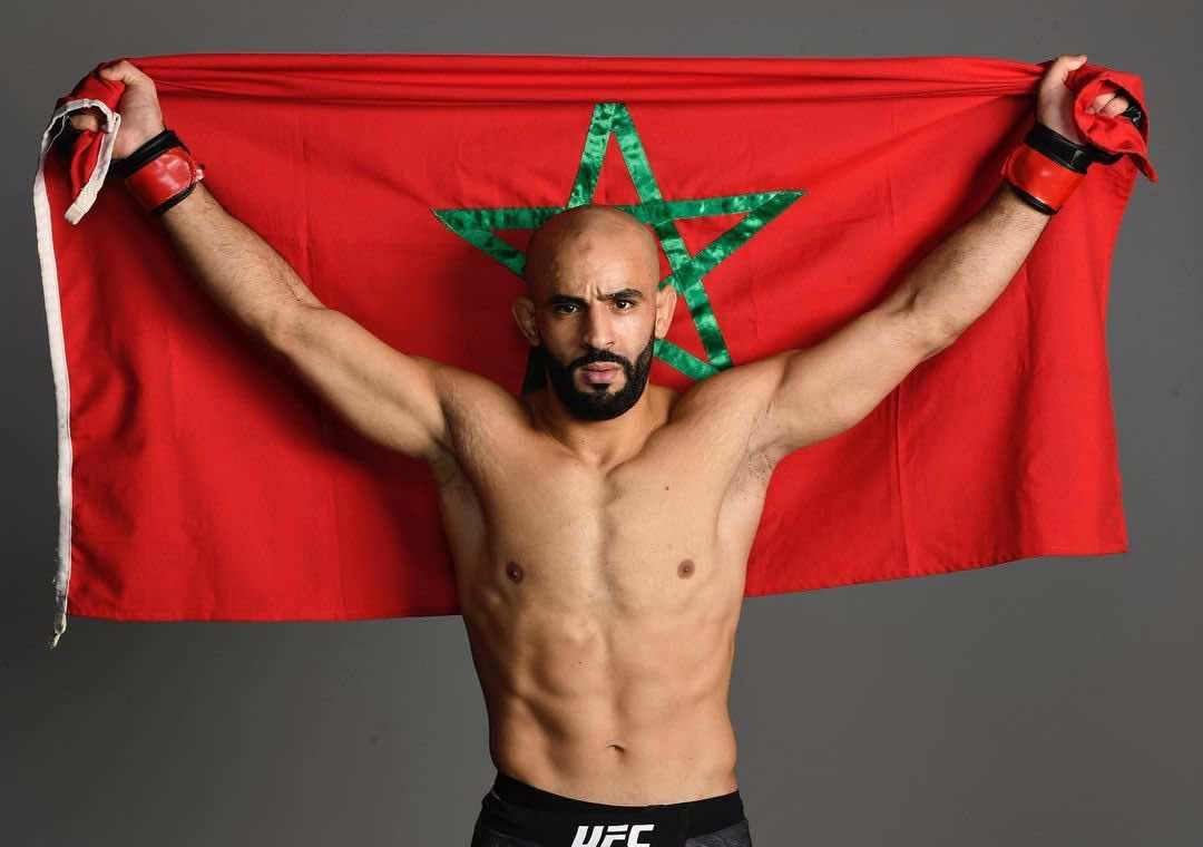 UFC kick Azaitar out over breach of COVID-19 protocols