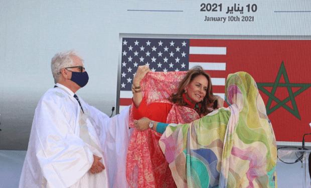 US Ambassador: Morocco's Autonomy Plan Only Path to Peace