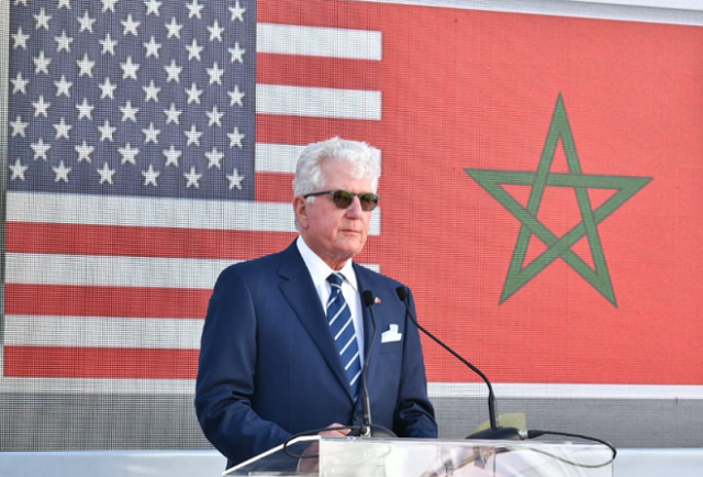 US Ambassador to Morocco Plans to Buy House in Dakhla