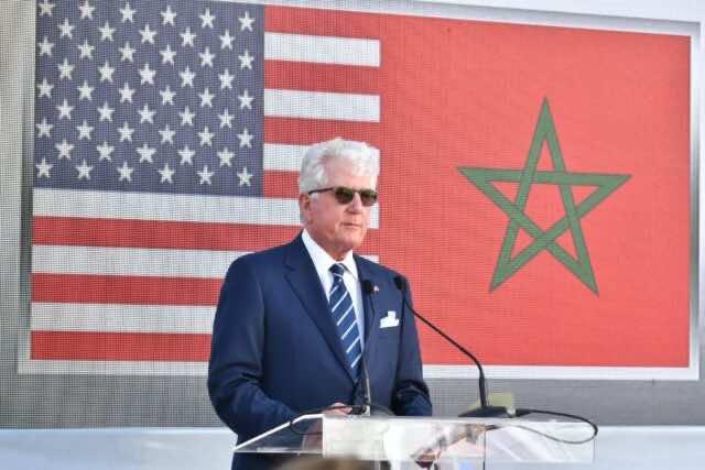 US Ambassador to Rabat Announces Plans to Leave Morocco
