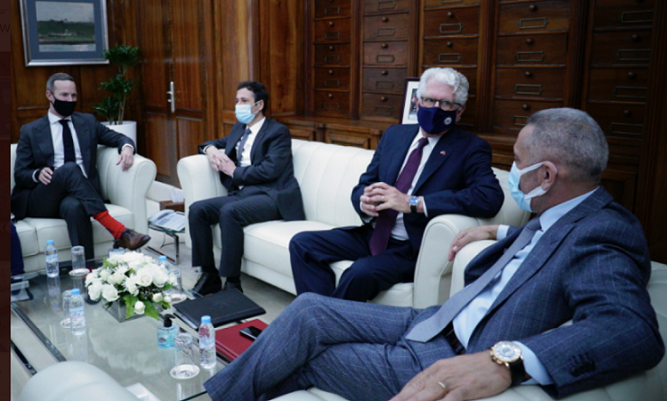 US' DFC Explores Investment Opportunities in Morocco